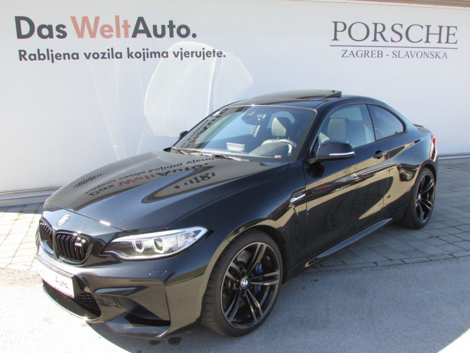 BMW M2 Coupe M-DKG (***370 KS***)