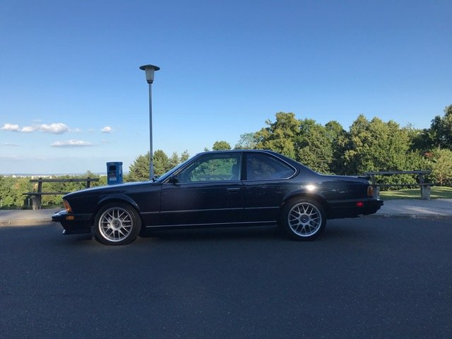 BMW M6 E24 M6