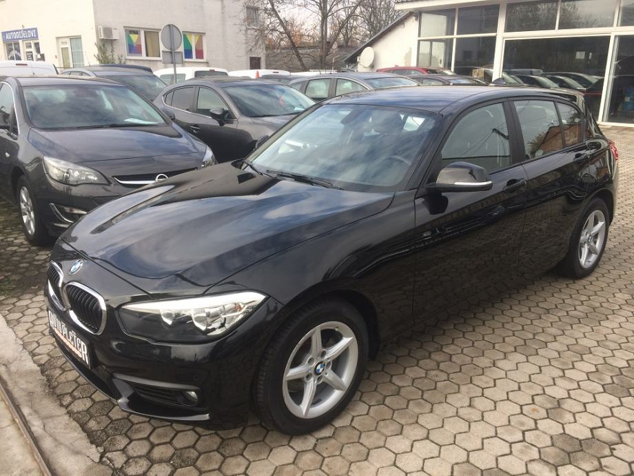 BMW serija 1 116D AUTOMATIK,NAVIGACIJA ,PDC, SERVISNA, 4X GARANCIJA!