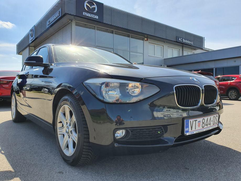 BMW serija 1 116d automatik ⭐SERVISNA KNJIŽICA PROMJENJEN LANAC