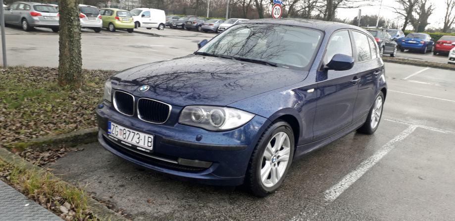 BMW serija 1 116d - reg.do 01/2022 - kreditne kartice do 60 rata