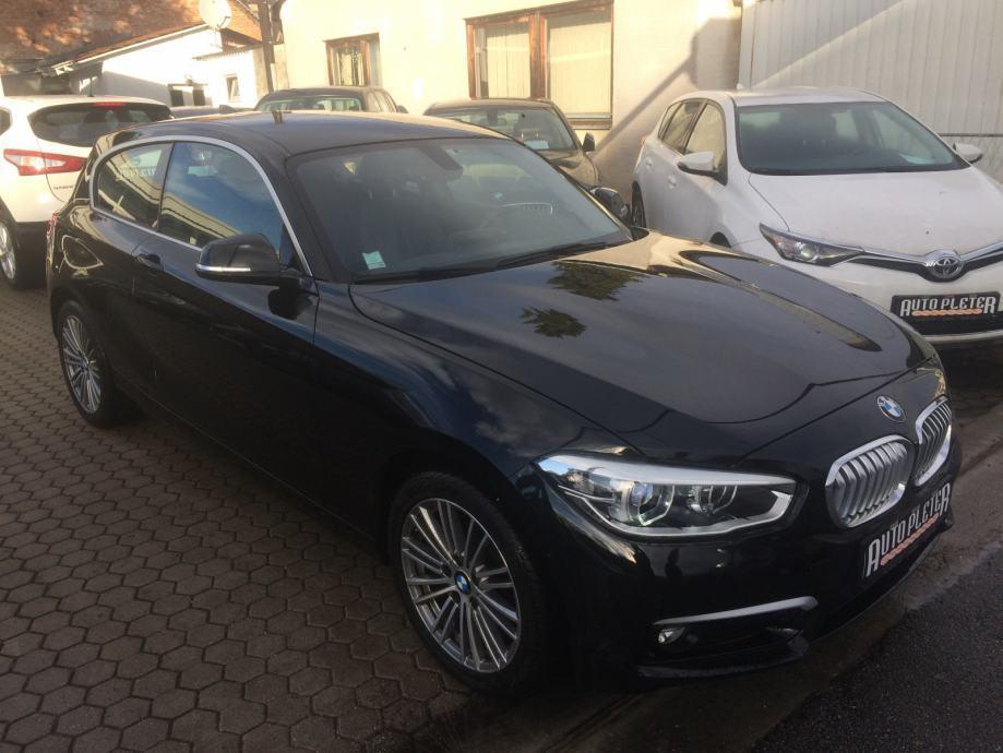 BMW serija 1 118d, NAVI,LED,TEMPOMAT,KOŽA-TKANINA, 4 X GARANCIJA!