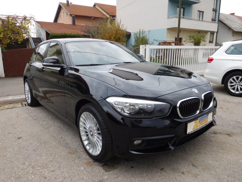 """BMW serija 1 118d, NAVIGACIJA, ALU 17"""", GARANCIJA DO 2 GOD."""