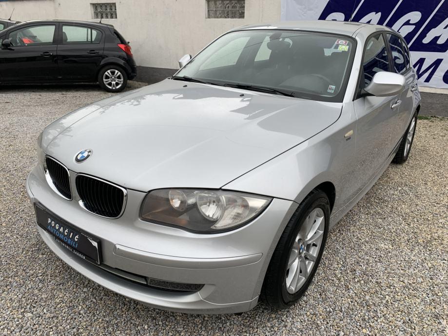 BMW serija 1 118d SUPER STANJE -REDIZAJN -REG 6/20 - SERVISNA KNJIŽICA