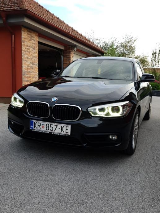 BMW serija 1 118d xdrive