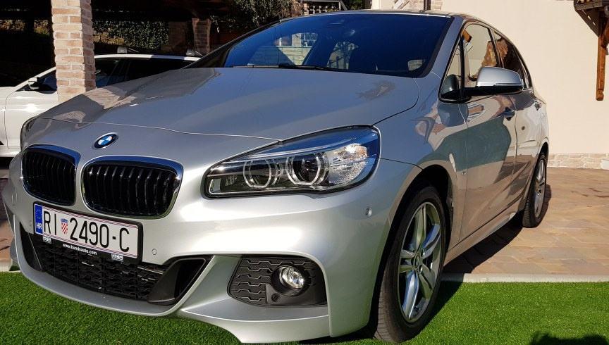 BMW serija 2 Active Tourer 218d M-SPORT  automatik