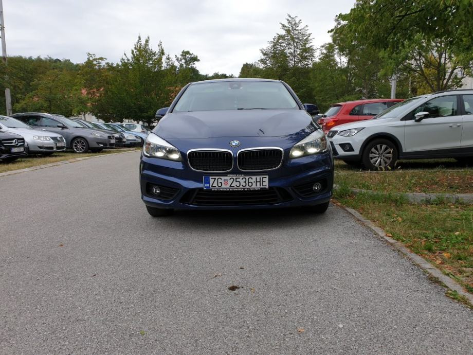 BMW 2 218d, 150 KS, AUTOMATIK, NAVI, LED, REG. DO 06. mj 2020.