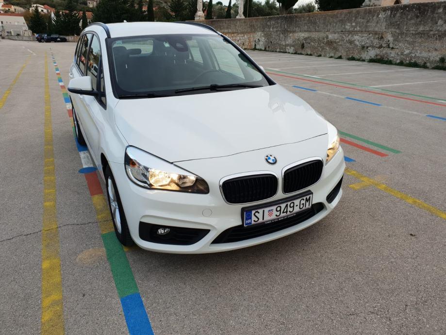 BMW serija 2 Gran Tourer 218d automatik