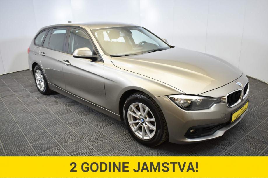 BMW Serija 3 318D,ALU,NAVI,AT,2 GODINE GARANCIJE