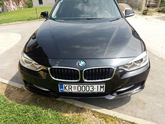 BMW serija 3 318d automatik