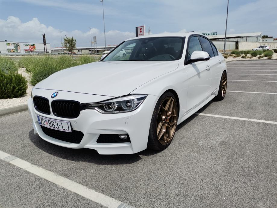 BMW serija 3 320d automatik