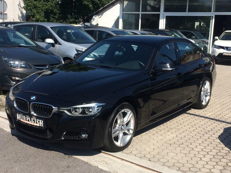 BMW 320d M-SPORT, NAVI PROF,KEYLESS FREE, AUTOM.-SPORT,HEAD UP!