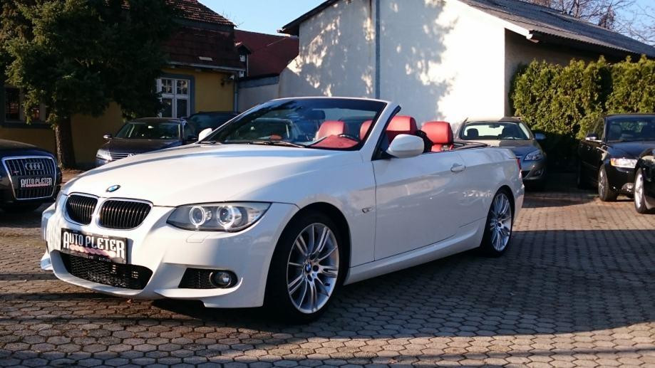 BMW serija 3 Cabriolet 320d Automatic M-sport paket