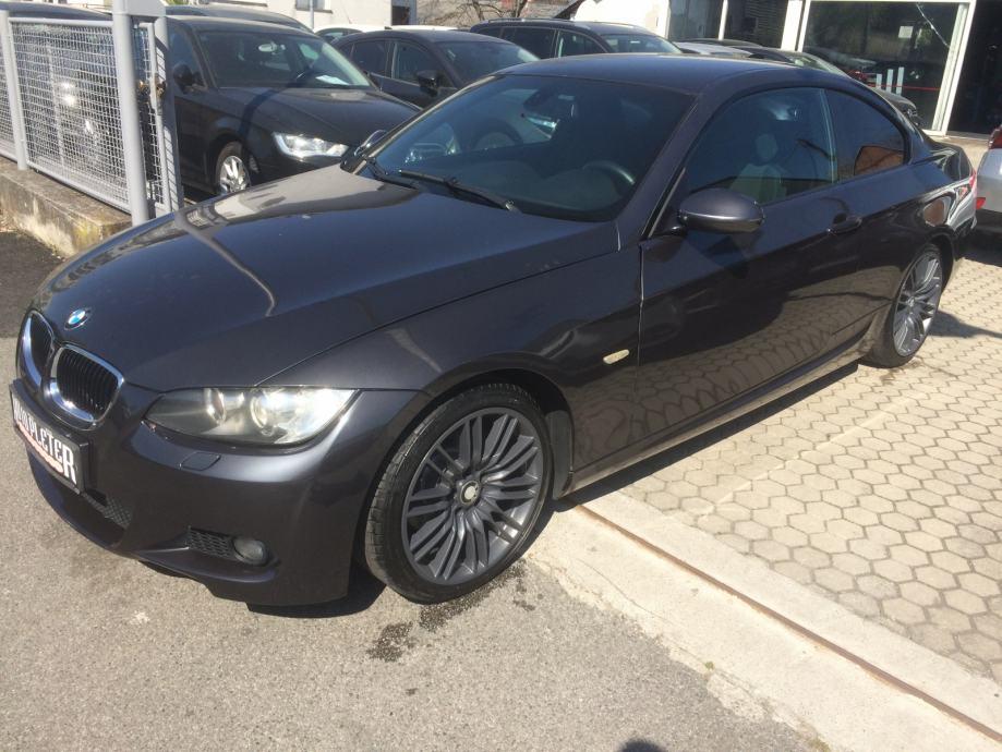BMW serija 3 Coupe 320d, tvornički M paket, M ovjes, full M oprema