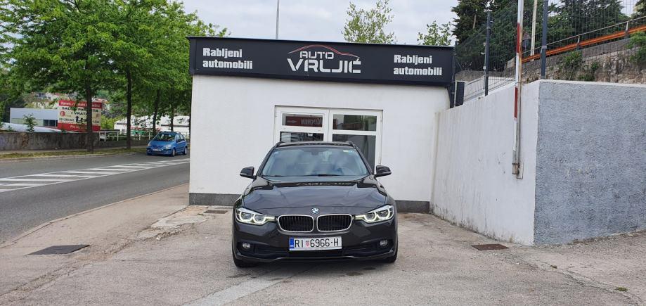 BMW serija 3  320d,**Top Stanje,garaziran**