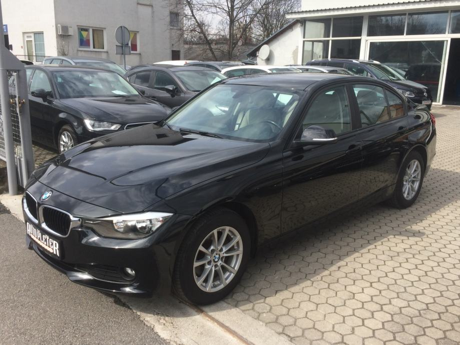 BMW serija  318d AUTOMATIK , NAVIGACIJA,KOŽA,PDC, 4 X GARANCIJA!