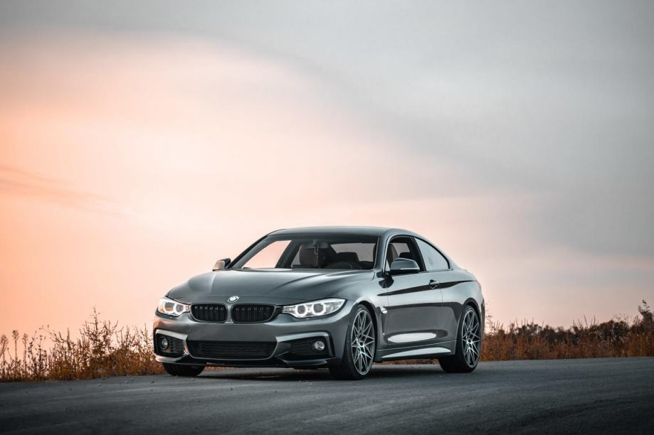 BMW serija 4 Coupe 420d ///M PAKET  + ///M PERFORMANCE