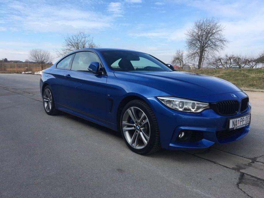 BMW serija 4 Coupe 435xd Full M paket