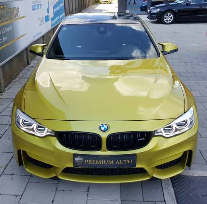 BMW M4 COUPE*KERAMIKA-KARBON*LED*HEAD UP*PERFORMANCE, 2014