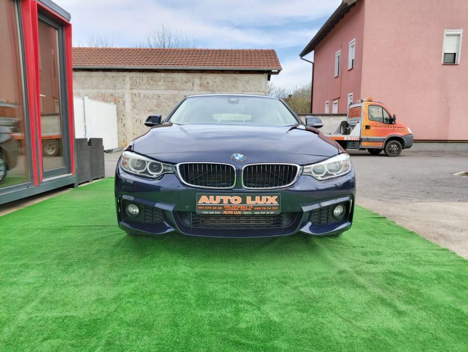 BMW serija 4 Gran Coupe 420d • LEASING •