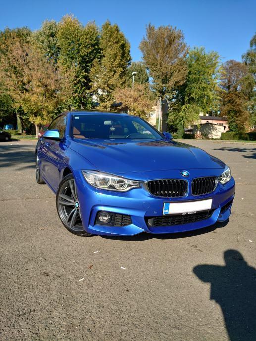 BMW serija 4 Gran Coupe 420d M Sport - Head-Up*Harman/Kardon*Šiber*LED