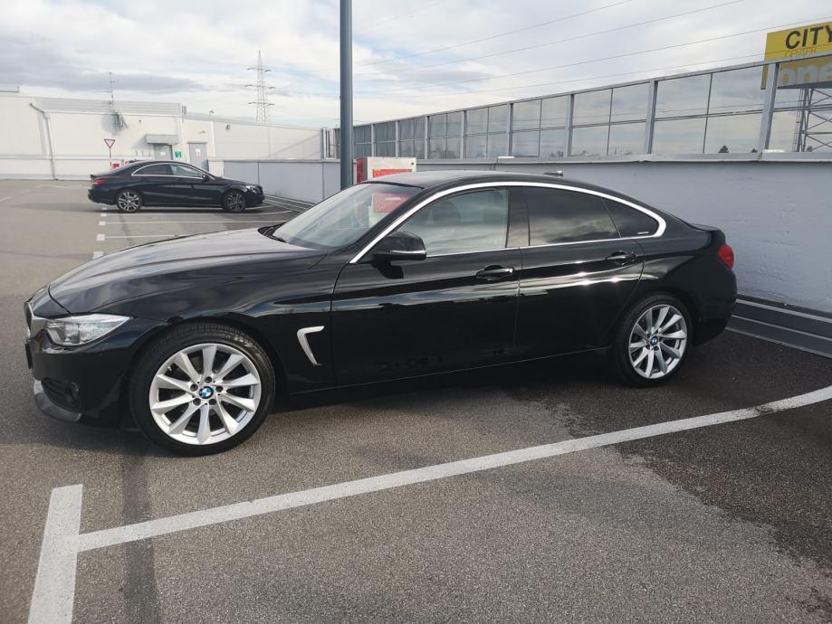 BMW serija 4 Gran Coupe 420d