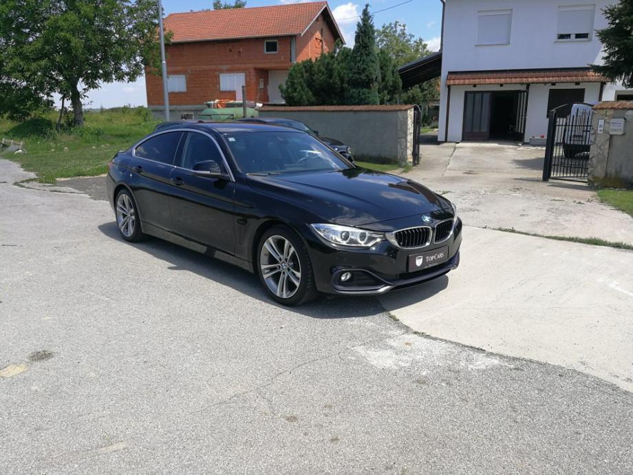 BMW serija 4 Gran Coupe 420d Sport (sport automatik)