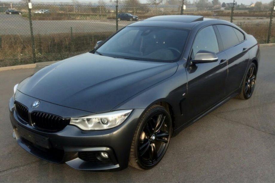 BMW serija 4 Gran Coupe 430d automatik** M paket***