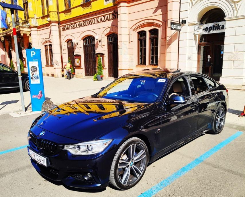BMW serija 4 Gran Coupe 430d Xdrive M Sport