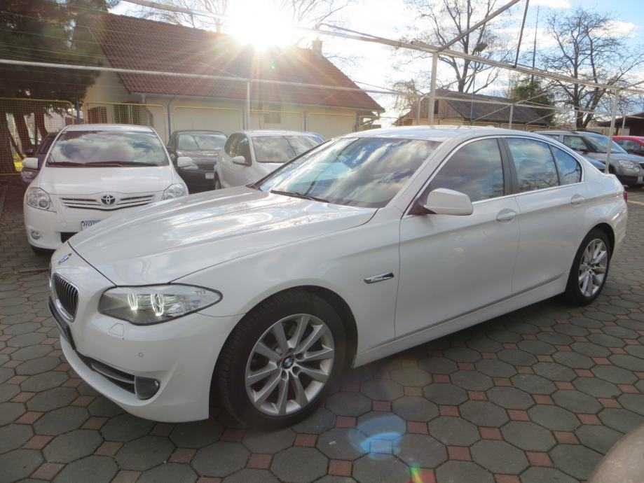 BMW serija 5 520d,183Ks, Automatik,Bi-Xenon+Led,Koža,Top Stanje,..