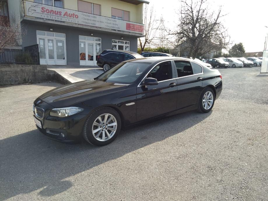BMW serija 5 520d automatik/F1/NAVI/