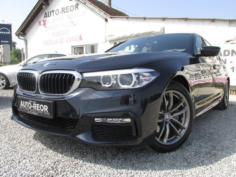 """BMW serija 5 520d Xdrive  M-paket  NEMA P.P  """"MOGUĆA DOSTAVA"""""""