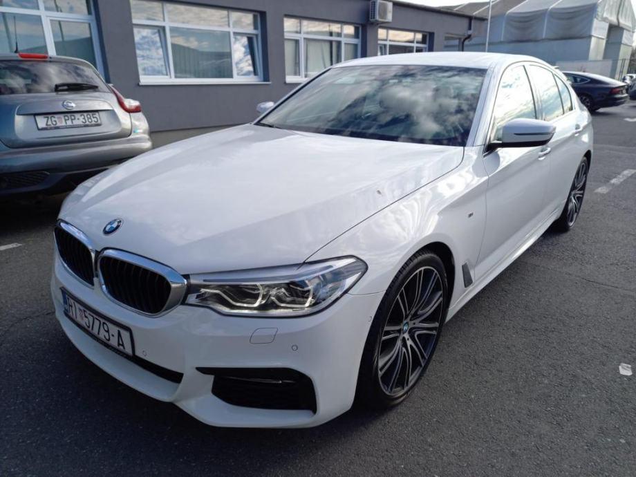 BMW serija 5 530d M, u PDVu, vir.kokp, navi, grij.kožna sj, adap.ovjes