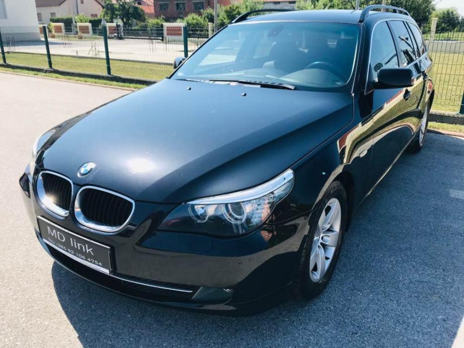 BMW serija 5 Touring 520d automatik