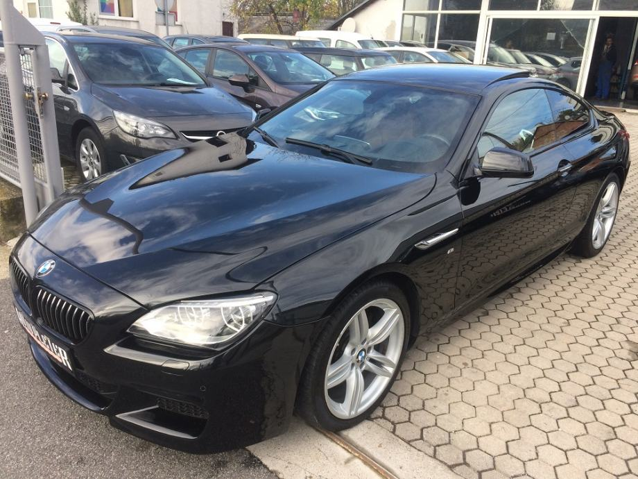 BMW 640d 2 X M PAKET,76.290 KM,PANORAMA,HEAD UP,NAVI,GARANCIJA