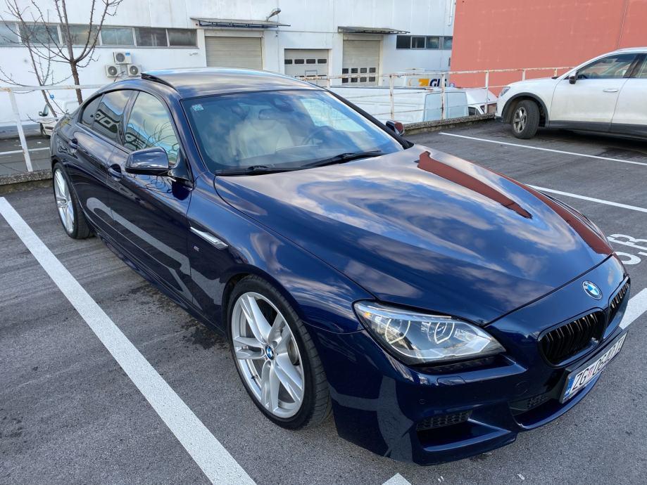 BMW serija 6 Gran Coupe 640d M PAKET *TOP* Reg 1 God