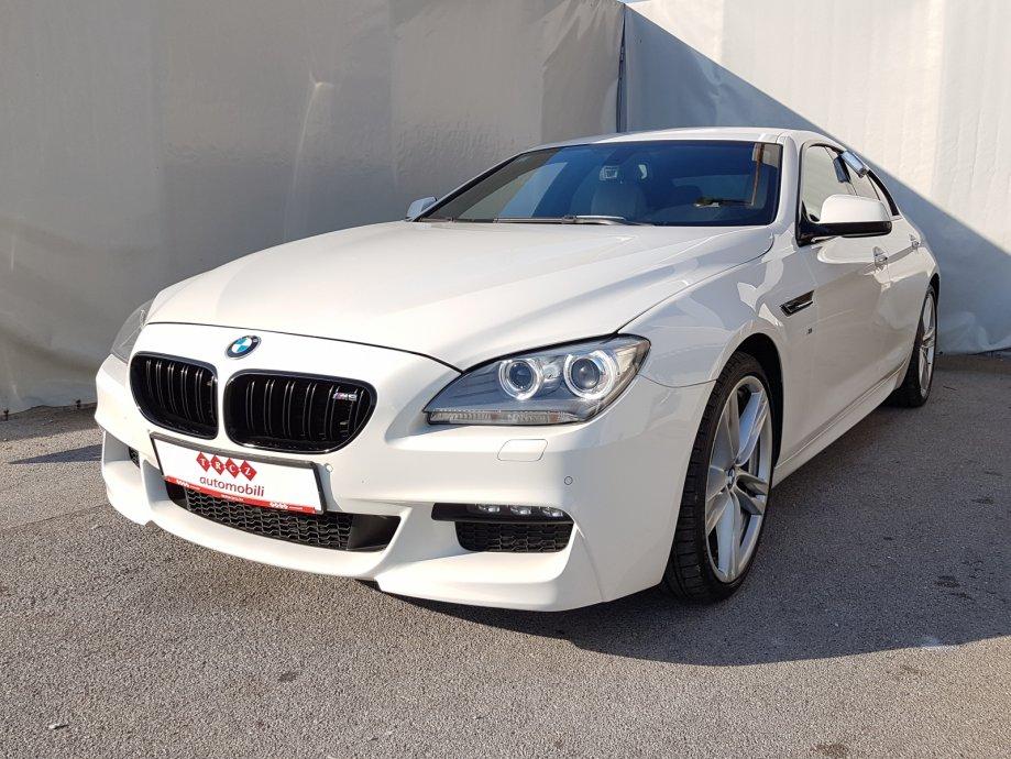 BMW serija 6 Gran Coupe 640d