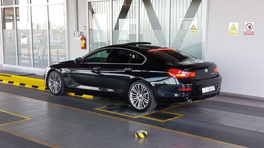 BMW serija 6 Gran Coupe 640d - gotovo sva oprema, top stanje!