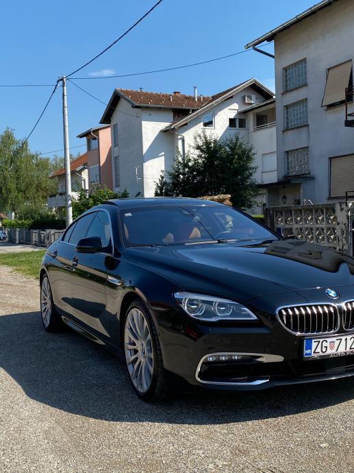BMW serija 640xd individual,auto kao nov...moguce zamjene