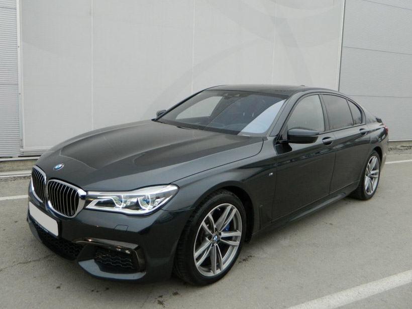 BMW serija 7 750d xDrive, prodaja ili dugoročni najam