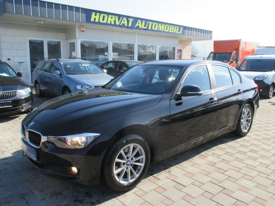 BMW serija F30 316d,115Ks,1Vl.Servisna,Auto.Klima,Alu,Park.Senzori,..