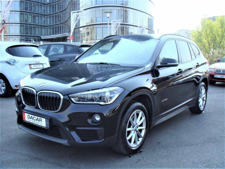 BMW X1 18d automatik X-Drive X-Line