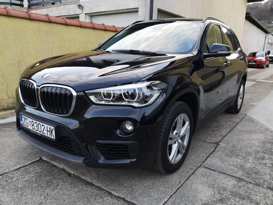 Bmw x1 18d LED Automatik BMW Garancija 12 mj. Reg 11/20