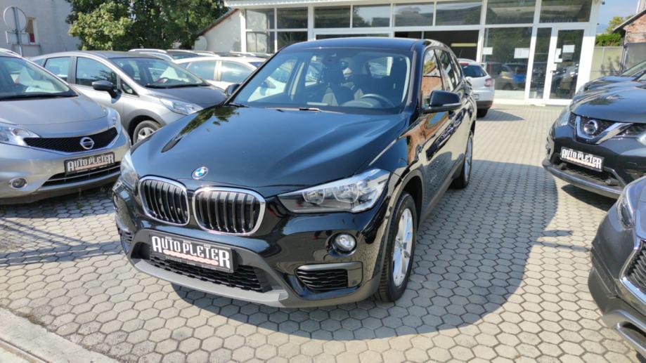 BMW X1 18d, NAVI, 74249KM, AUTOMATIK, SERVISNA, 4 X GARANCIJA!