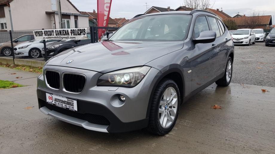 BMW X1 sDrive18d KLIMA,NAVI,XENON,TEMPOMAT,ALU 17,NA IME KUPCA!!!