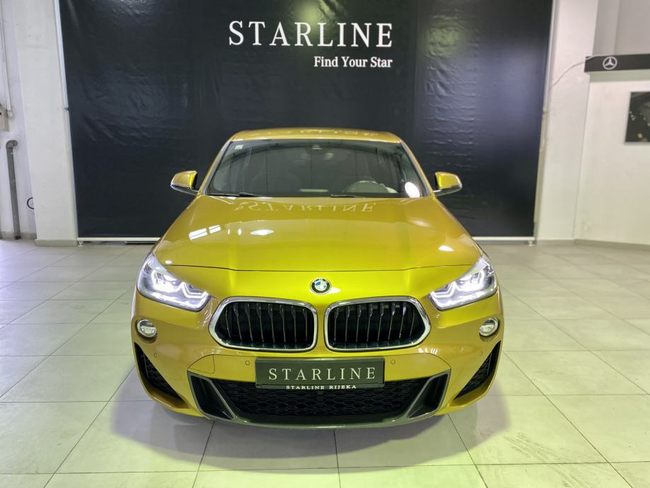 BMW X2 xDrive20d M SPORT 8G
