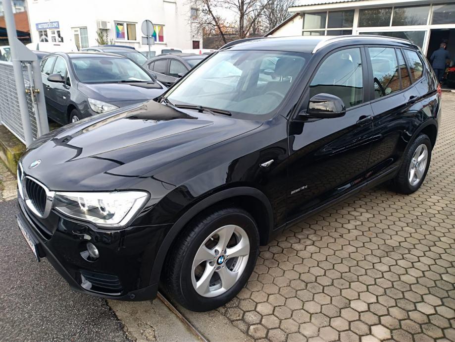 BMW X3 18d AUTOMATIK,XENON,NAVI,KOŽA,99.453 KM SERVISNA,GARANCIJA!