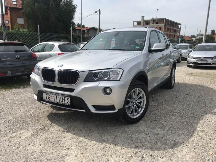 BMW X3 20 xdrive NAVI PANORAMA AUTO KLIMA Bi-XENON PDC ALU SERVISNA