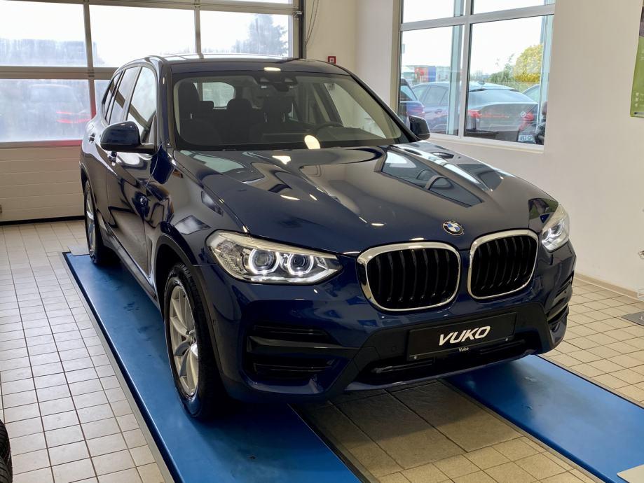 BMW X3 20d Automatik