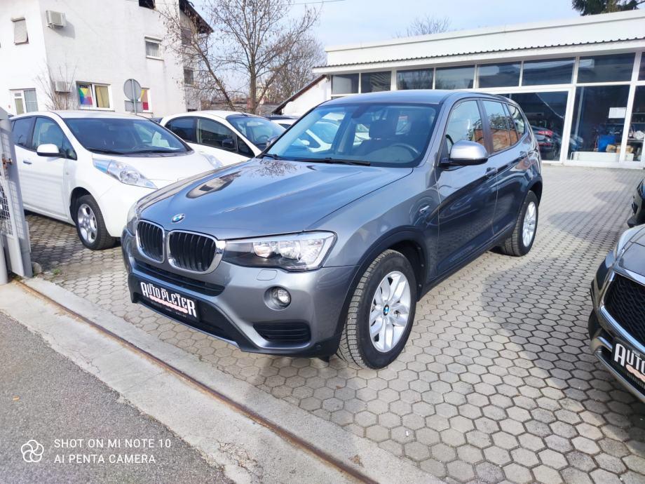 BMW X3 20XD AUTOMATIK, TEMPOMAT, PDC SENZORI, 4 X GARANCIJA!